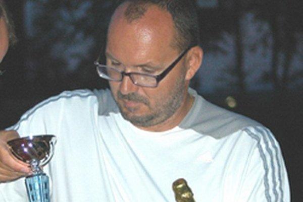 Jozef Kakula - hlavný organizátor šampionátu.