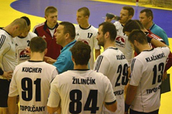 Topoľčany zatiaľ vyhrali oba extraligové zápasy.