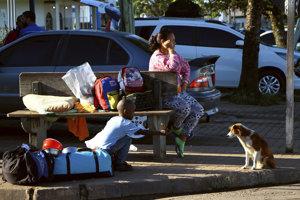Temer uviedol, že by sa mohol na brazílsko-venezuelských hraniciach zaviesť lístkový systém.