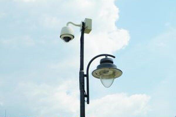 Kamery sú zatiaľ v centre mesta.
