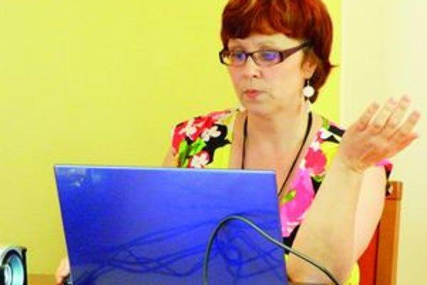 Eva Dzurková koordinátorkou klubu na letnej škole.