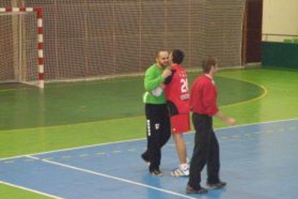 Brankár Ladislav Rafael v druhom polčase podal fantastický výkon a Topoľčany tak vyhrali o gól.