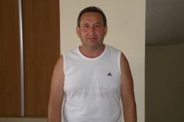 Predseda klubu Zdenko Oravec.