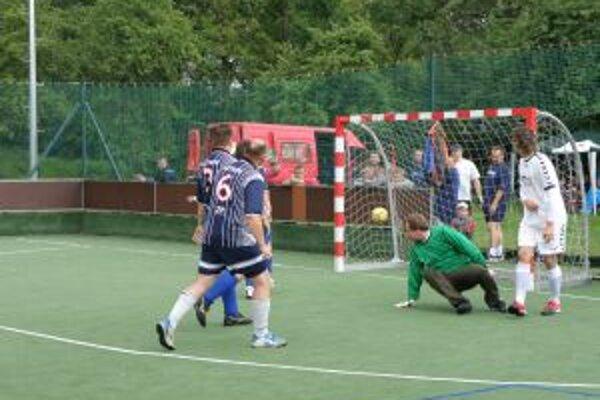 Medzinárodný turnaj v malom futbale má vždy kvalitné obsadenie.