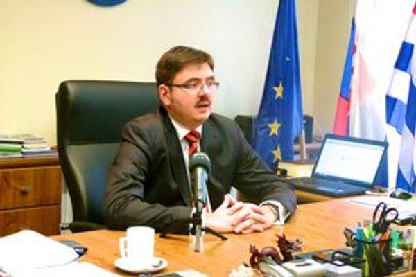 Primátor Jozef Božik patrí k známym kritikom Vladimíra Mečiara.