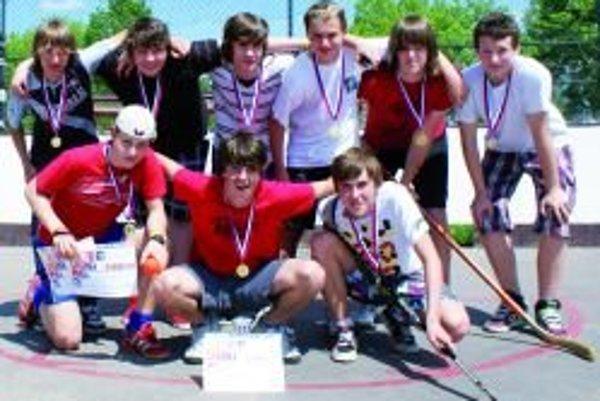 Turnaj vyhrala ZŠ Tribečská Topoľčany.