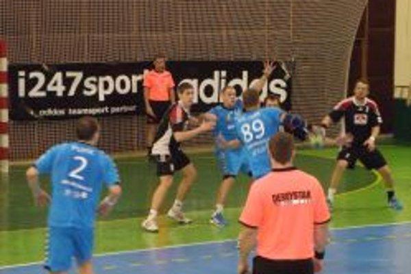 Topoľčany vonku prehrali o dva góly.
