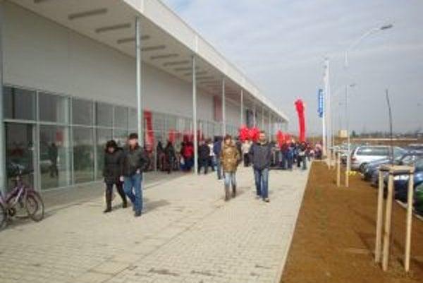 Topolis slávnostne otvorili 4. apríla. Dnes ho plánujú rozšíriť.