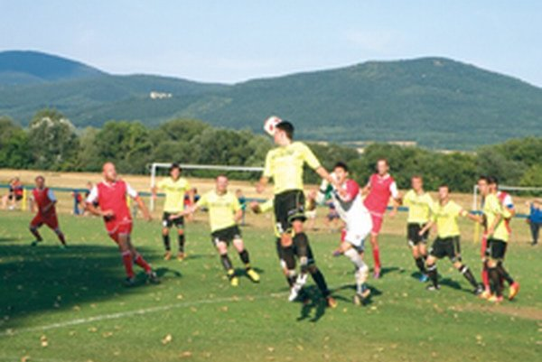 V nedeľu vyhrali Hrušovany nad nováčikom zo Závady 1:0.