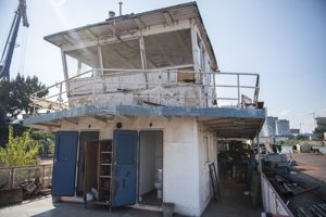 Kamzík už nie je spôsobilý na plavbu a prepravu cestujúcich