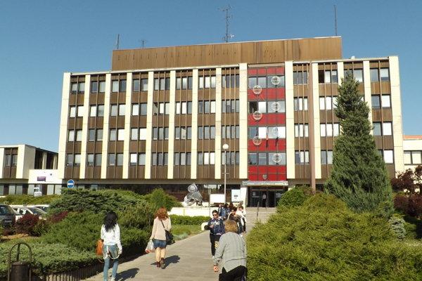Ilustračné foto: Mestský úrad v Nitre.