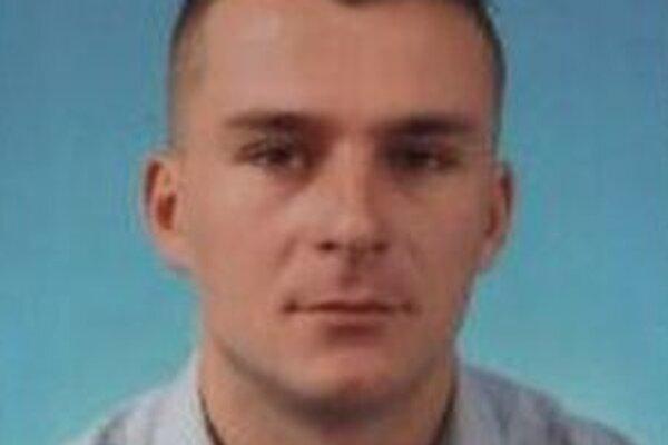 Nezvestný Juraj Konárik.