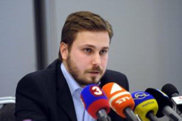 Gabriel Mančík tvrdí, že Martin Naništa (na fotke) klame.