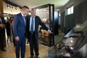 Dobudovanie tohto múzea sa dostalo aj do programového vyhlásenia vlády.