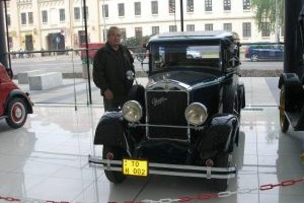 Naposledy bola Praga vystavená v Nitre.