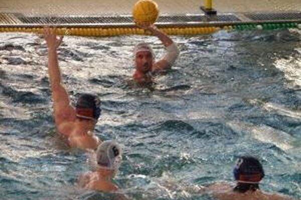 Topoľčany dokázali vyhrať v Novákoch. Peter Gáfel (na snímke) strelil v zápase dva góly.