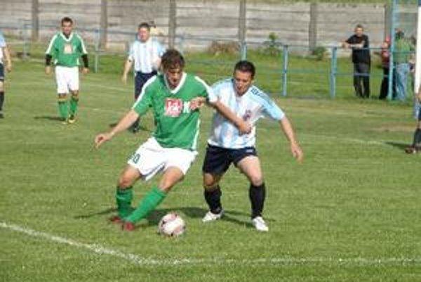 Futbalisti Bojnej si v sobotu poradili s V. Dvoranmi 3:0.