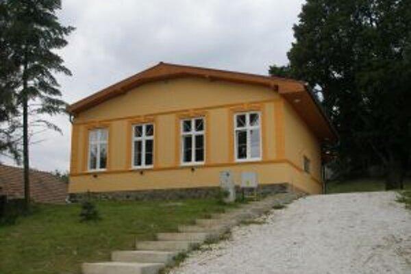 Kultúrny dom chýbal v obci vvyše 10 rokov.
