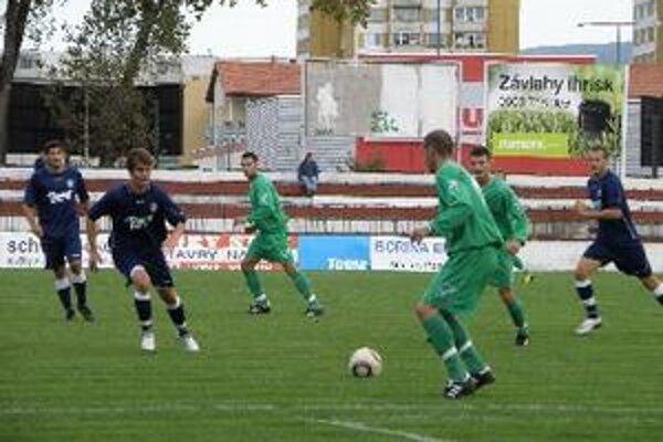 Topoľčany vyhrali doma 2:0.
