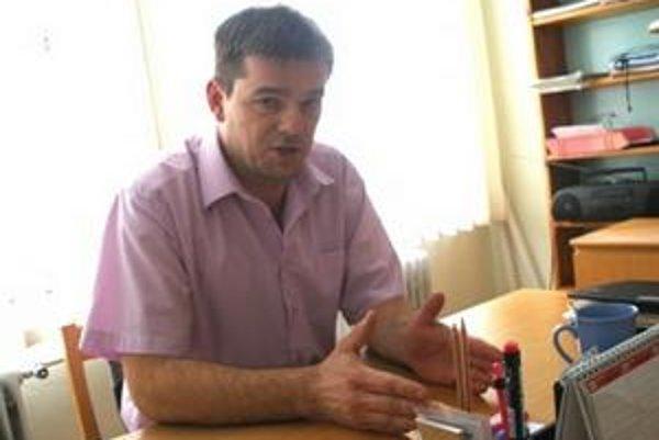 Miroslav Konštiak bol do funkcie koniarovského starostu zvolený prvý raz.