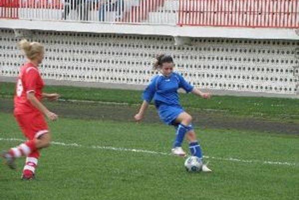 Topoľčianske ženy postúpili do finále Slovenského pohára.