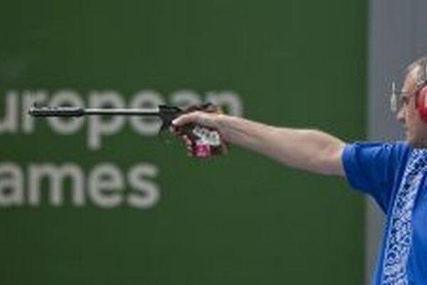 Pavol Kopp získal v Baku skvelé druhé miesto.