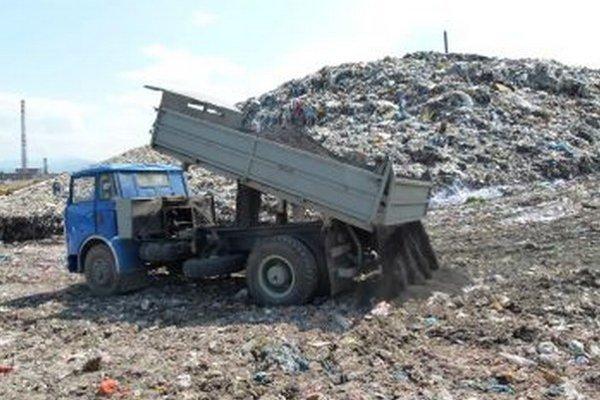 Odpad z Liptova bude končiť na martinskej skládke Kalnô.