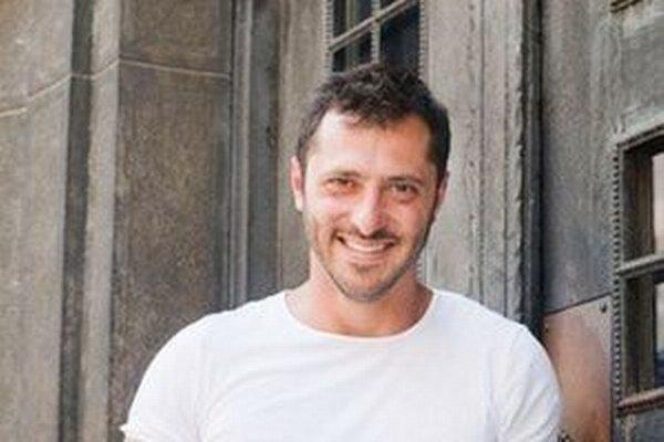 Jedným z protagonistov predstavenia je aj Braňo Deák.