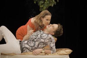 Manželské hry v podaní hercov Spišského divadla