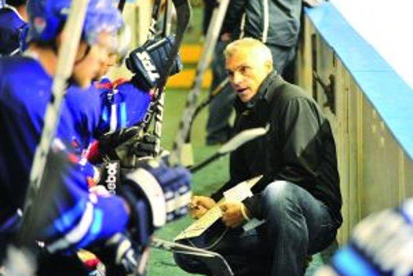 Róbert Pukalovič, tréner MHC Mountfield