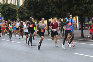 Prešovský halfmarathon 2018.