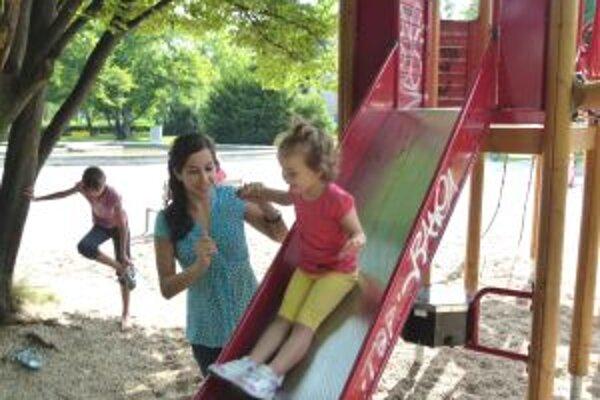 Zuzana s dcérkou trávia najradšej čas spoločnými hrami.