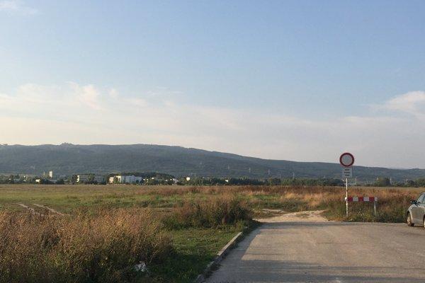 Vajnorské letisko.