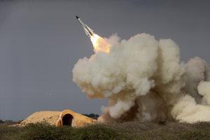 Ruský protilietadlový raketový systém S-200.