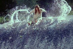 Viktorka sa pohybovala v údolí rieky Úpy - tá knižná, filmová aj reálna.