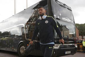 Sergio Aguero ostáva hráčom Manchestru City.