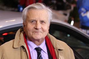 Bývalý šéf ECB Jean-Claude Trichet.