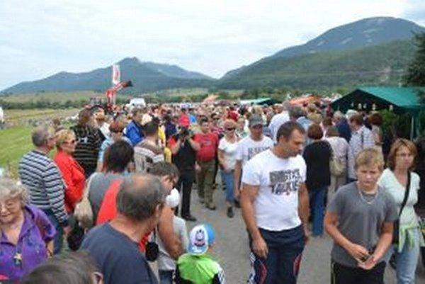 Areál blatnického hotela navštívili tisíce ľudí.
