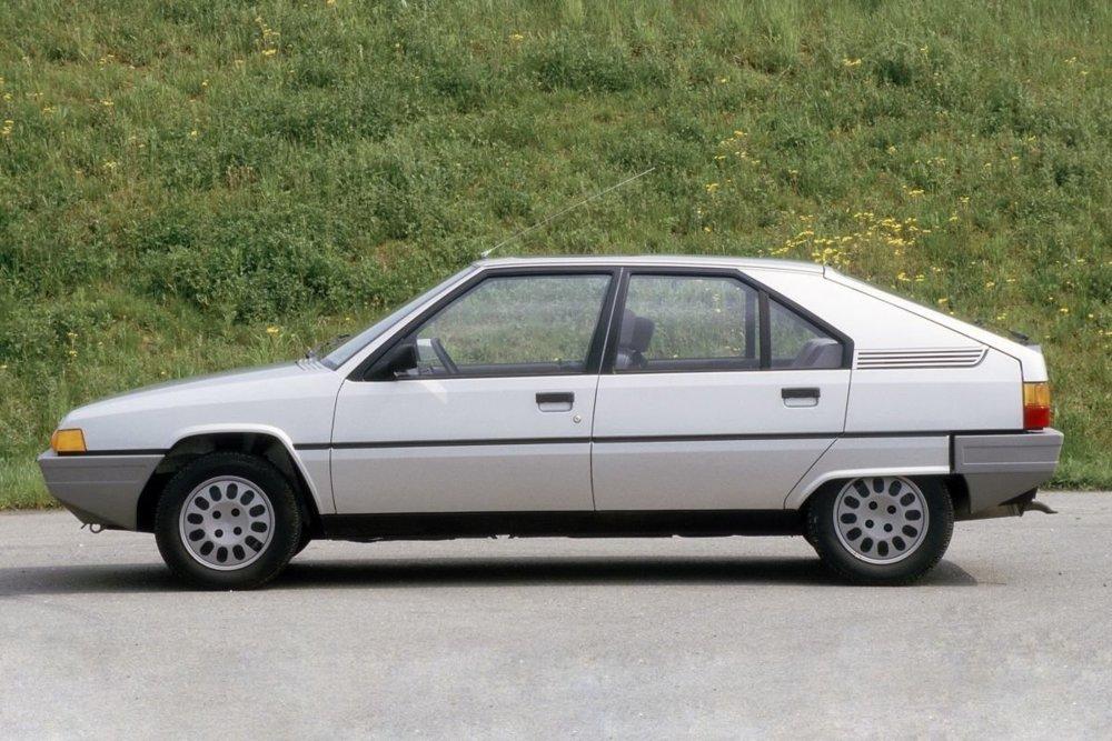 Citroen BX 1981