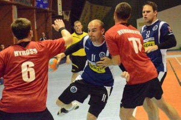 Martinskí hádzanári konečne vyhrali, doma rozprášili Pezinok.