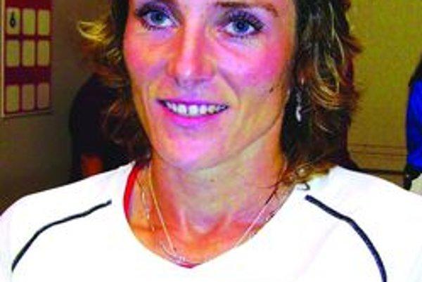 Vrchol sezóny v lete. Lucia Klocová nechce na svetovom šampionáte chýbať.