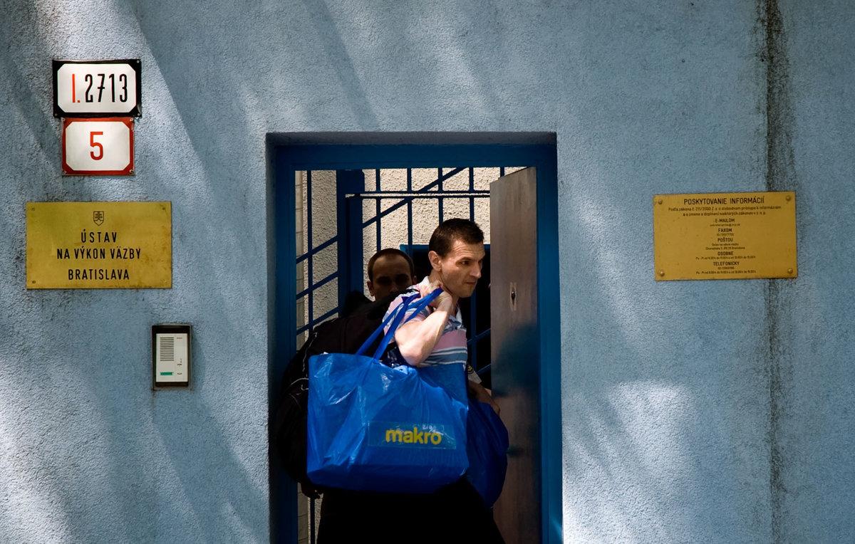 Obvinený Mello podal trestné oznámenie, inšpekcia začala stíhanie - SME