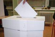Voľby sa uskutočnia v sobotu 10. novembra.
