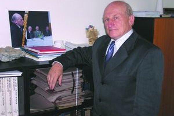 Alexander Lilge, druhý viceprimátor Martina.