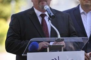 Igor Šesták (podpora KDH, OĽaNO, NOVA, Sme rodina, Spolu-OD)-