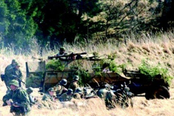 Živá ukážka bojov sa uskutoční 16. apríla pri lesoparku Bôr o 15. hodine.