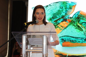 Monika Janigová z agentúry M KREO