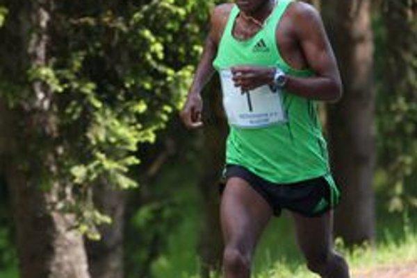Ashenafi Erkolo - víťaz 46. ročníka Behu k srdcu SNP.