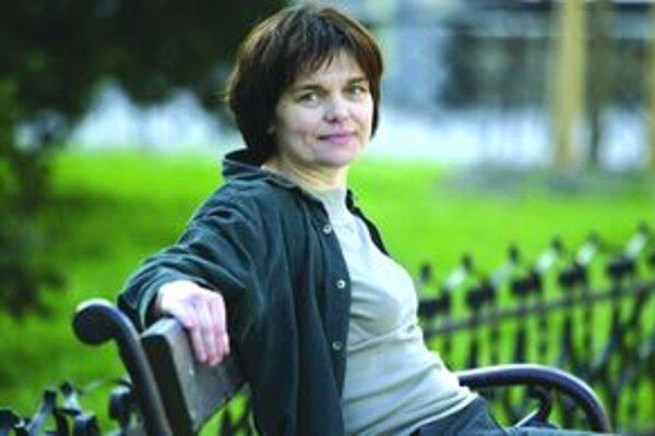Zuzana Kusá. Pracuje v Sociologickom ústave SAV v Bratislave.