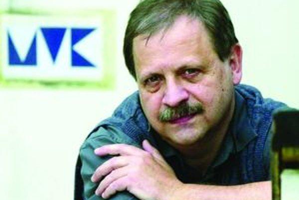 Pavel Haulík, sociológ a riaditeľ agentúry MVK.